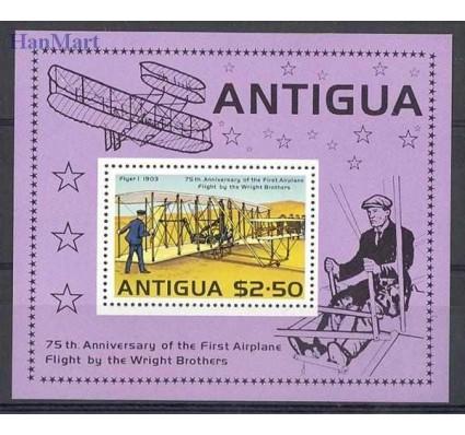 Znaczek Antigua i Barbuda 1978 Mi bl 34 Czyste **