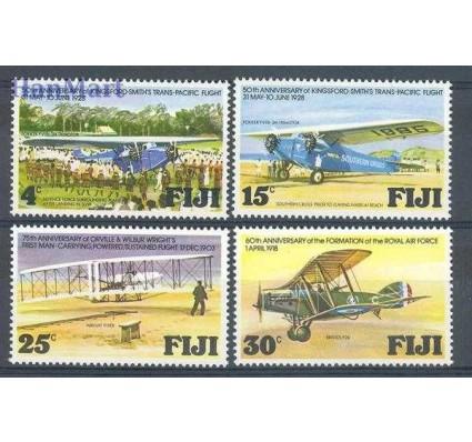 Znaczek Fidżi 1978 Mi 375-378 Czyste **