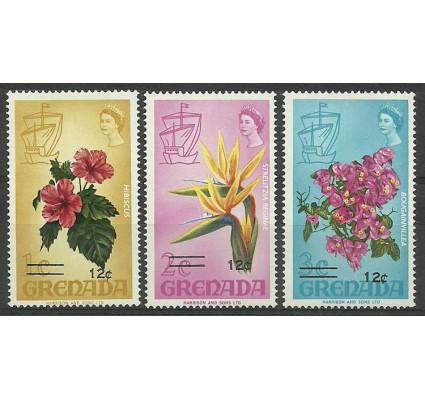 Znaczek Grenada 1972 Mi 480-482 Czyste **