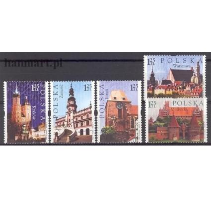 Znaczek Polska 2004 Mi 4155-4159 Fi 4005-4009 Czyste **
