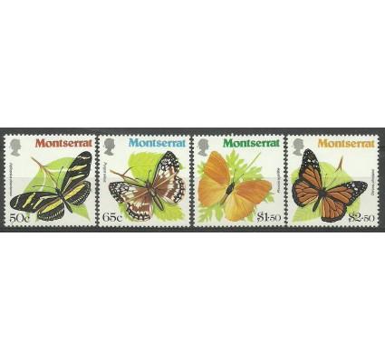 Znaczek Montserrat 1981 Mi 441-444 Czyste **