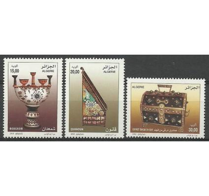 Znaczek Algieria 2010 Mi 1647-1649 Czyste **