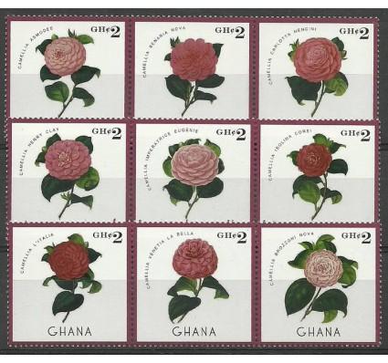 Znaczek Ghana 2013 Mi 4315-4323 Czyste **