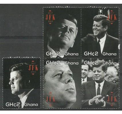 Znaczek Ghana 2013 Mi 4309-4313 Czyste **