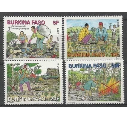 Znaczek Burkina Faso 2013 Mi 1970-1973 Czyste **