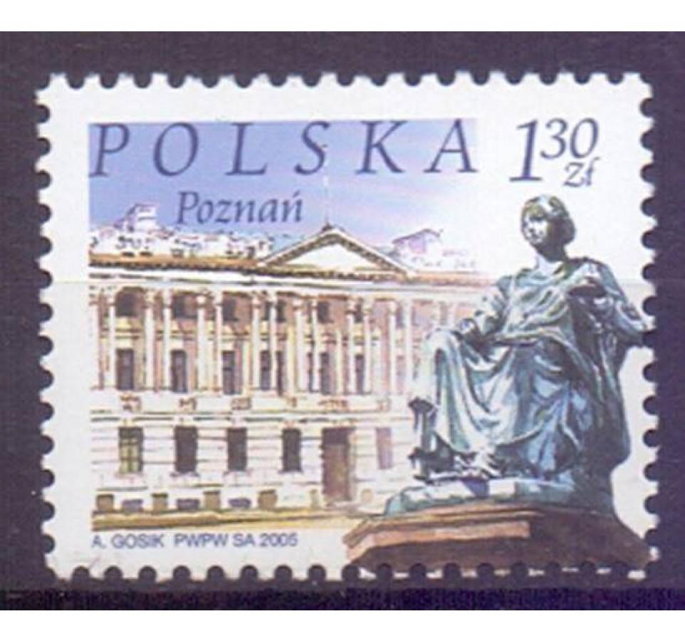 Polska 2005 Mi 4166 Fi 4016 Czyste **