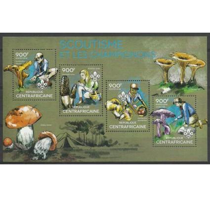 Znaczek Republika Środkowoafrykańska 2014 Mi ark 4810-4813 Czyste **