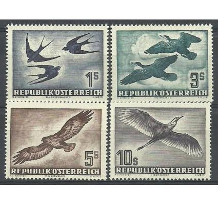Znaczek Austria 1953 Mi 984-987 Czyste **