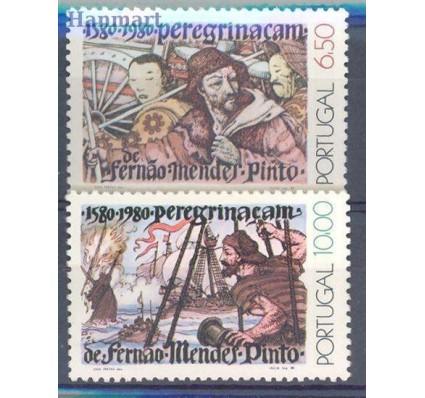Znaczek Portugalia 1980 Mi 1496-1497 Czyste **