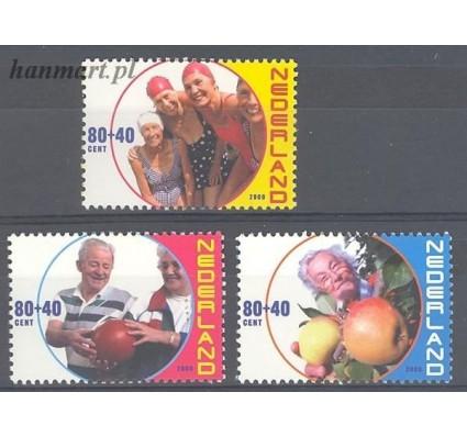 Holandia 2000 Mi 1788-1790 Czyste **