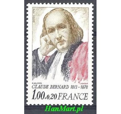 Znaczek Francja 1978 Mi 2117 Czyste **