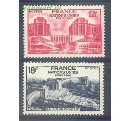 Znaczek Francja 1948 Mi 828-829 Czyste **