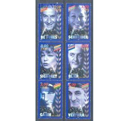 Znaczek Francja 1998 Mi 3331-3336 Czyste **