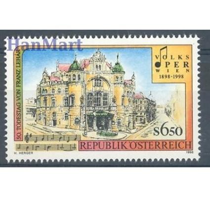 Znaczek Austria 1998 Mi 2263 Czyste **