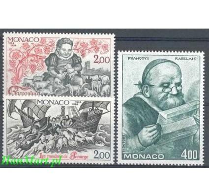 Znaczek Monako 1984 Mi 1667-1669 Czyste **