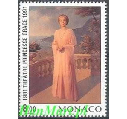 Znaczek Monako 1991 Mi 2027 Czyste **
