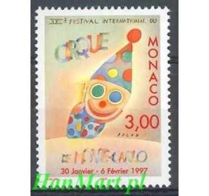 Znaczek Monako 1996 Mi 2328 Czyste **