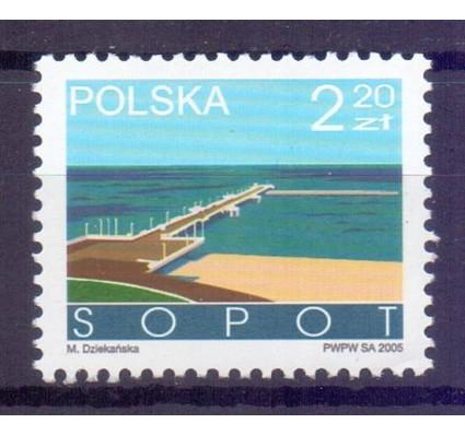 Znaczek Polska 2005 Mi 4190 Fi 4040 Czyste **