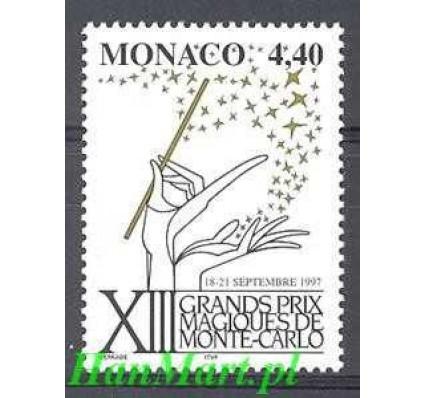 Znaczek Monako 1997 Mi 2377 Czyste **