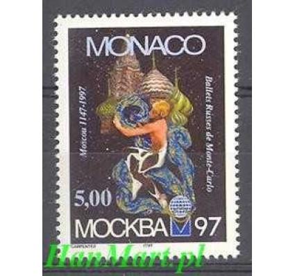 Znaczek Monako 1997 Mi 2386 Czyste **