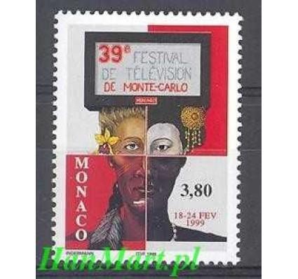 Znaczek Monako 1999 Mi 2440 Czyste **