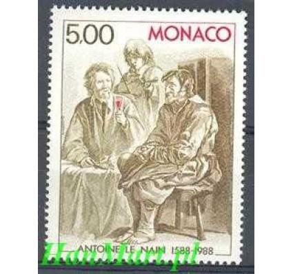 Znaczek Monako 1988 Mi 1888 Czyste **