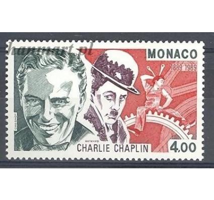 Znaczek Monako 1989 Mi 1906 Czyste **
