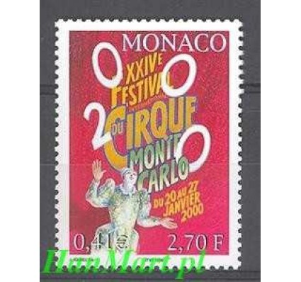 Znaczek Monako 1999 Mi 2476 Czyste **