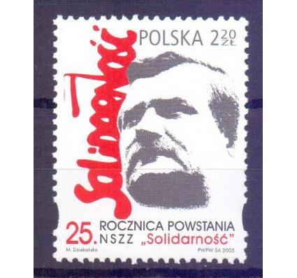 Znaczek Polska 2005 Mi 4205 Fi 4055 Czyste **