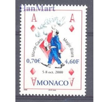 Znaczek Monako 2000 Mi 2517 Czyste **