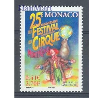 Znaczek Monako 2000 Mi 2538 Czyste **