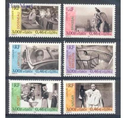 Znaczek Francja 1999 Mi 3404-3409 Czyste **