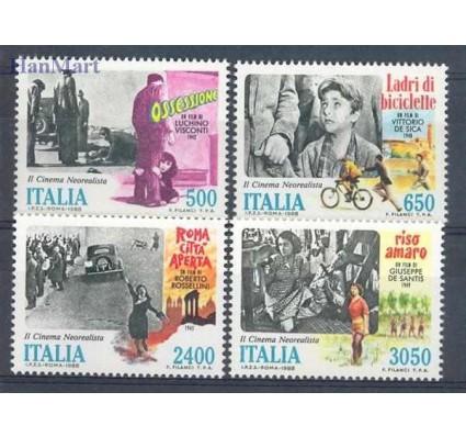 Znaczek Włochy 1988 Mi 2059-2062 Czyste **