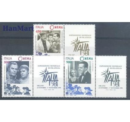 Znaczek Włochy 1998 Mi zf 2605-2607 Czyste **