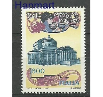 Znaczek Włochy 1997 Mi 2498 Czyste **