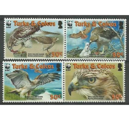 Znaczek Turks i Caicos 2007 Mi 1853-1856 Czyste **