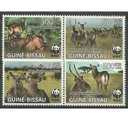 Znaczek Gwinea Bissau 2008 Mi 3919-3922 Czyste **