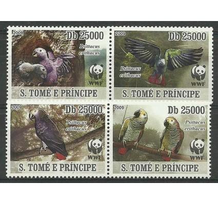 Znaczek Wyspy Św. Tomasza i Książęca 2009 Mi 3777-3780 Czyste **