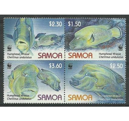 Znaczek Samoa 2006 Mi 1034-1037 Czyste **