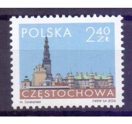 Znaczek Polska 2006 Mi 4238 Fi 4088 Czyste **