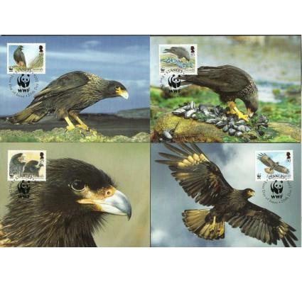 Znaczek Falklandy 2006 Mi 976-979 Karta Max