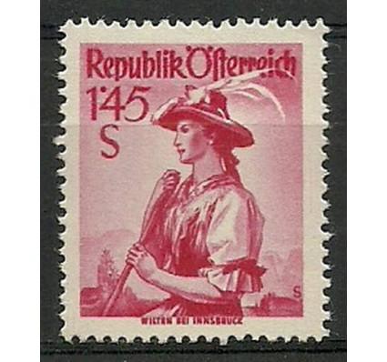 Znaczek Austria 1951 Mi 915 Czyste **