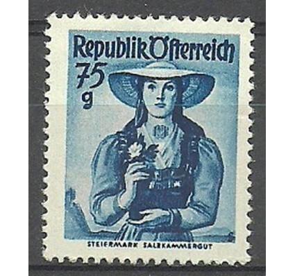 Znaczek Austria 1948 Mi 907 Czyste **