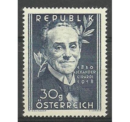 Znaczek Austria 1950 Mi 958 Czyste **