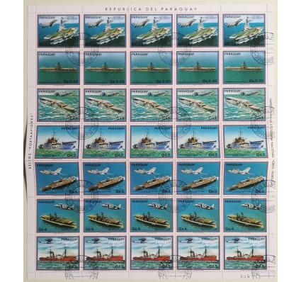 Znaczek Paragwaj 1983 Mi ark 3656-3662 Stemplowane