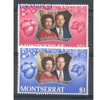 Znaczek Montserrat 1972 Mi 285-286 Czyste **