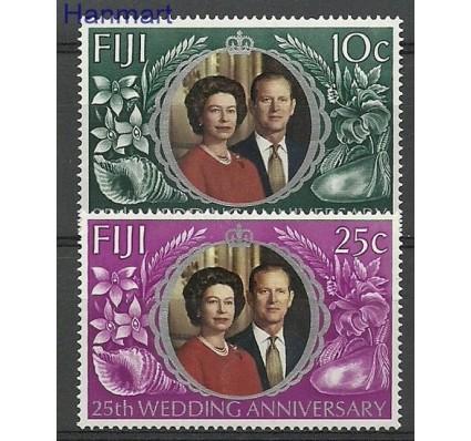 Znaczek Fidżi 1972 Mi 299-300 Czyste **