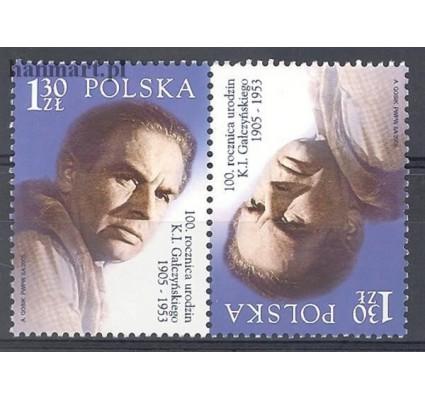Znaczek Polska 2005 Mi 4168 Fi 4018 Czyste **
