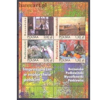 Znaczek Polska 2005 Mi bl 168 Fi bl 199 Czyste **