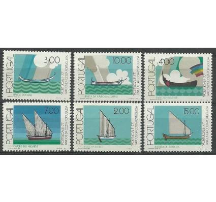 Znaczek Portugalia 1977 Mi 1378-1382y+1983x Czyste **